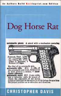 Dog Horse Rat, by Christopher Davis