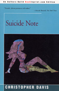 Suicide Note, by Christopher Davis